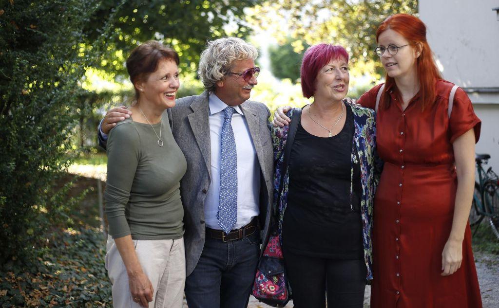 Aksinja Kermauner predsednica društva pisateljev