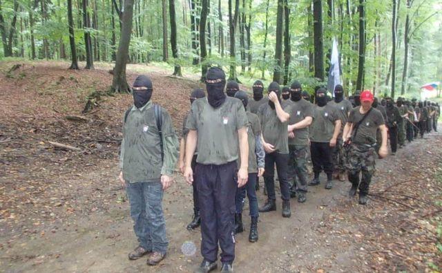 Policija nima podatkov o vpletenosti policistov v primer Štajerske varde. FOTO: Slovenska TV