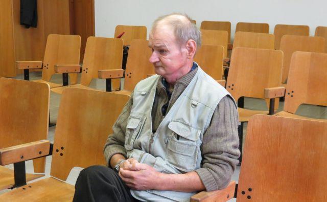 Petru Vravniku bodo zaradi napak v kazenskem postopku sodili znova. FOTO: Mateja Kotnik