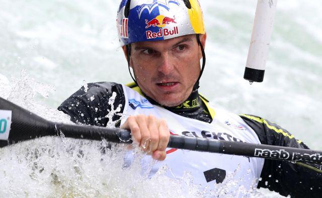 Peter Kauzer je zanesljivo preskočil kvalifikacije. FOTO: Tomi Lombar