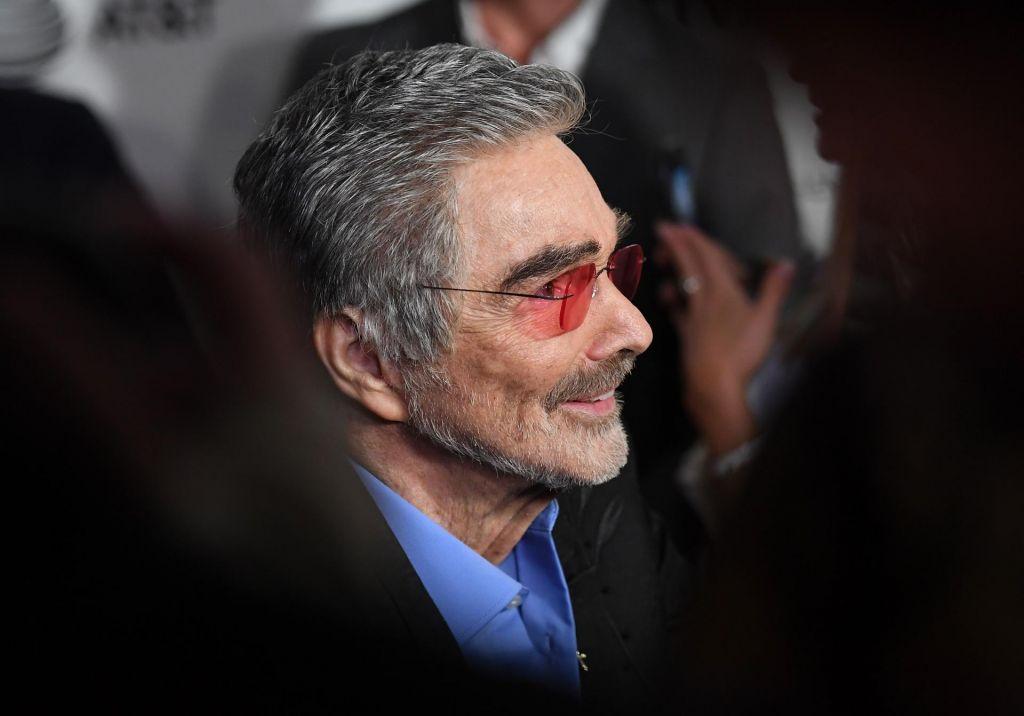 Umrl igralec Burt Reynolds