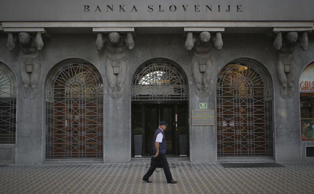 Na Banki Slovenije ni več vodilnih, ki so sodelovali pri razlastivah. Foto Jože Suhadolnik/Delo