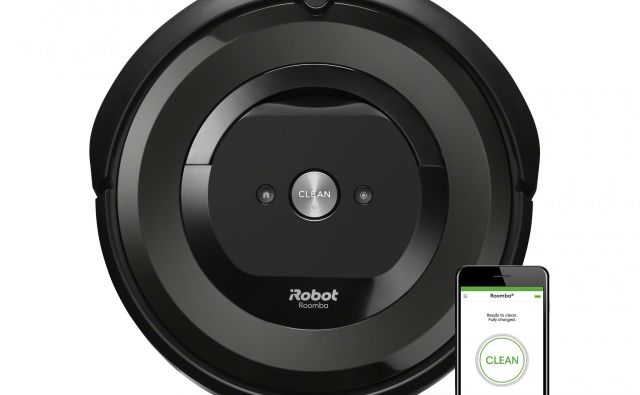 Roomba e5 Robot Vacuum Foto Irobot