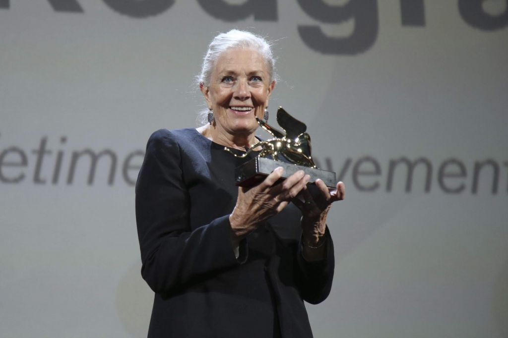 Vanessa Redgrave, vedno igralka in aktivistka