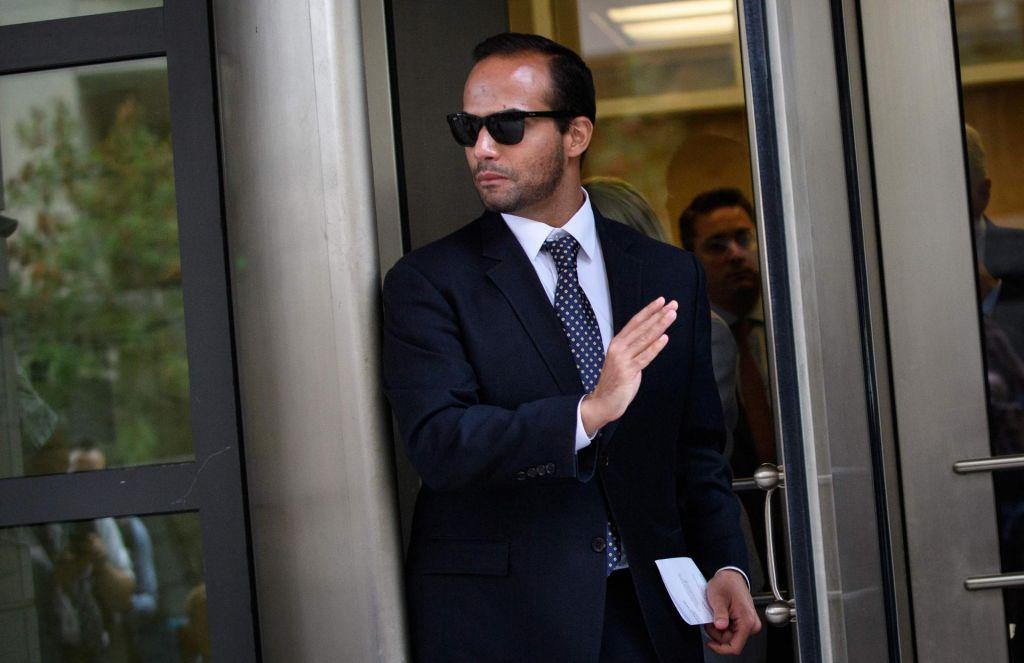 Nekdanji Trumpov svetovalec obsojen na dva tedna zapora