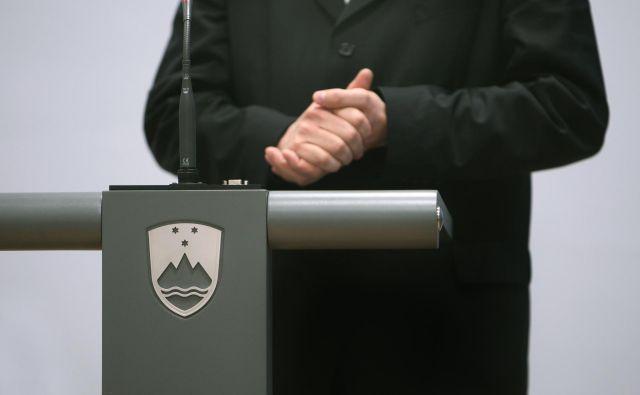 Potrebujemo mandat drugačnih političnih standardov. FOTO: Jure Eržen/Delo