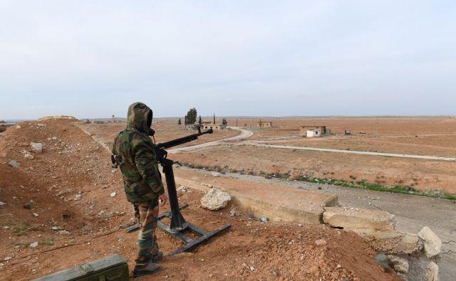 V Idlibu vlada ozračje strahu. Foto Reuters