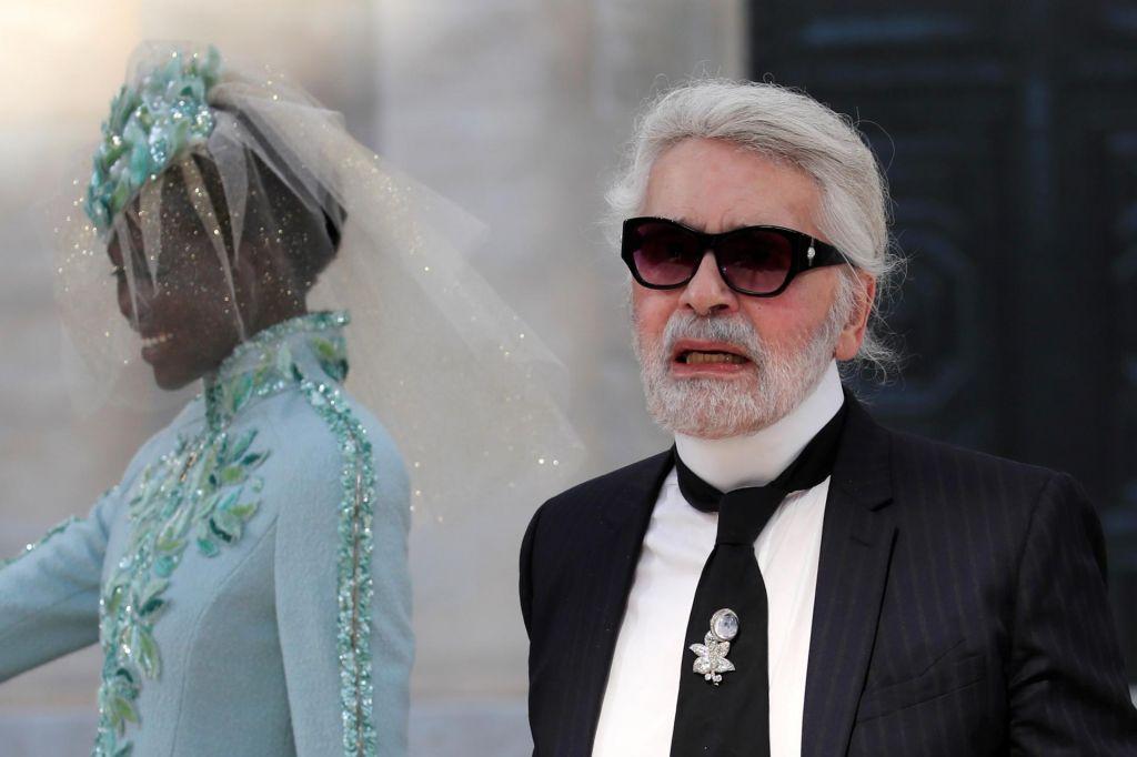 Karl Lagerfeld pozna recept za lepo življenje