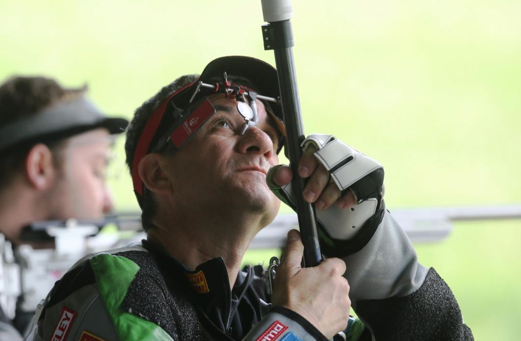 Rajmond Debevec drugič svetovni prvak