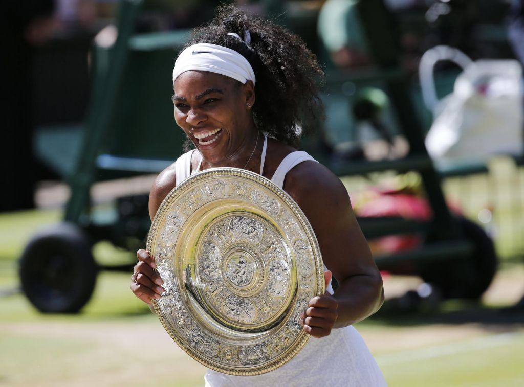 FOTO:Serena – najboljša v zgodovini združuje in razdvaja