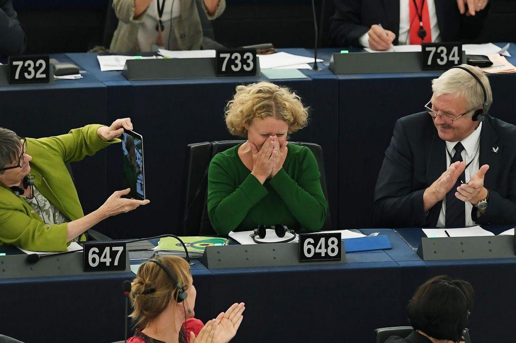 Judith Sargentini, avtorica poročila o Orbánovi Madžarski
