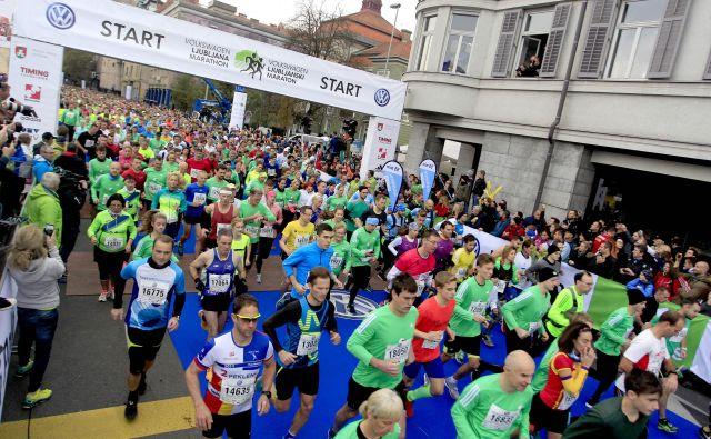 Na evropski ravni je redno športno aktivnih osem odstotkov več moških kot žensk. V Sloveniji je razlika manjša, štiri odstotke. FOTO: Roman Š�ipić