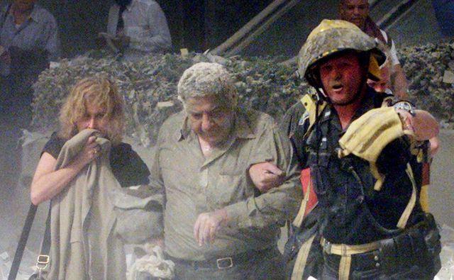 Številni gasilci so po letu 2001 umrli za rakom. FOTO: Shannon Stapleton/Reuters
