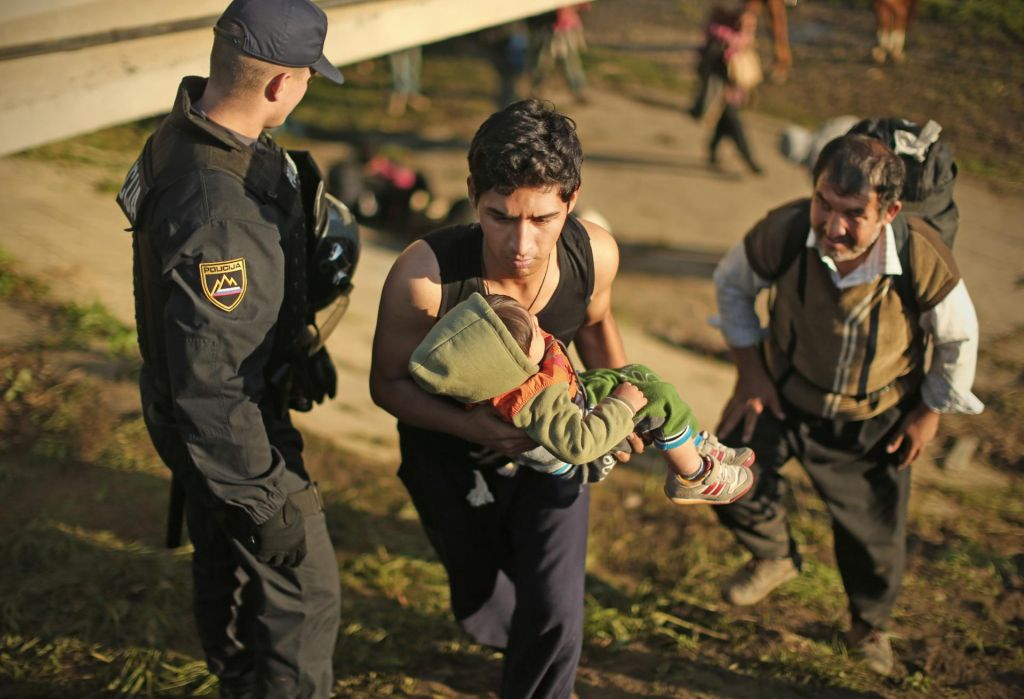 »Nevladna organizacija PIC varuje temeljne pravice ljudi v Republiki Sloveniji«