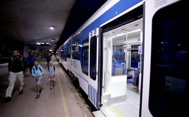Javni prevoz ostaja najmanj priljubljen način potovanja. FOTO: Roman Šipić/Delo