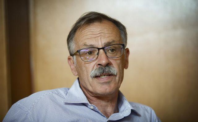 »Brez dvoma nismo naredili domače naloge pri krepitvi evrskega območja,« meni ekonomist Mojmir Mrak. FOTO: Jože Suhadolnik