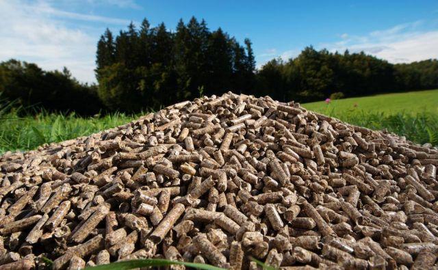 Na barvo peletov vplivata drevesna vrsta, iz katere lesa so narejeni, in vsebnost lubja. Energijska vrednost peletov glede na vrsto lesa se skoraj ne razlikuje, razlikuje pa se delež pepela. Ostanek pepela je večji pri lesu listavcev in pri lubju.