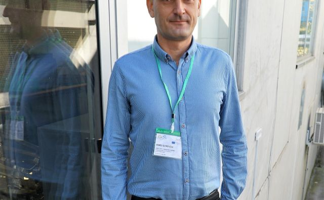Janez Gorenšek, direktor IAMB – Inštituta za aplikativno mikologijo in biotehnologijo. FOTO: Brane Piano