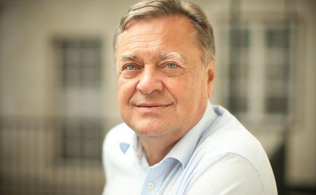 Zoran Janković. FOTO: Jure Eržen/Delo