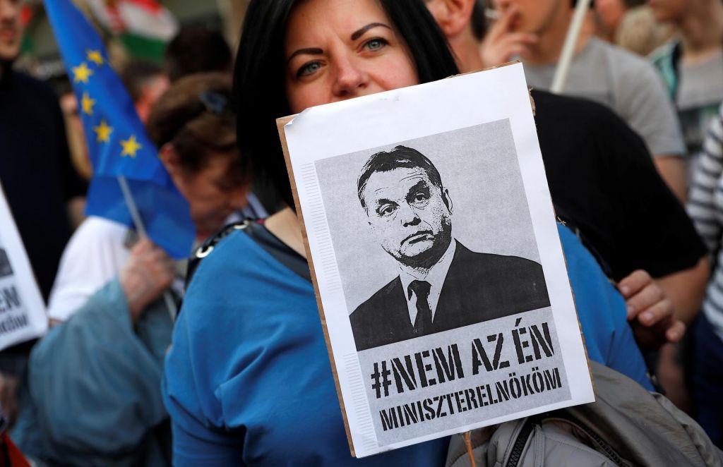 Orbán mora pred evropsko poroto