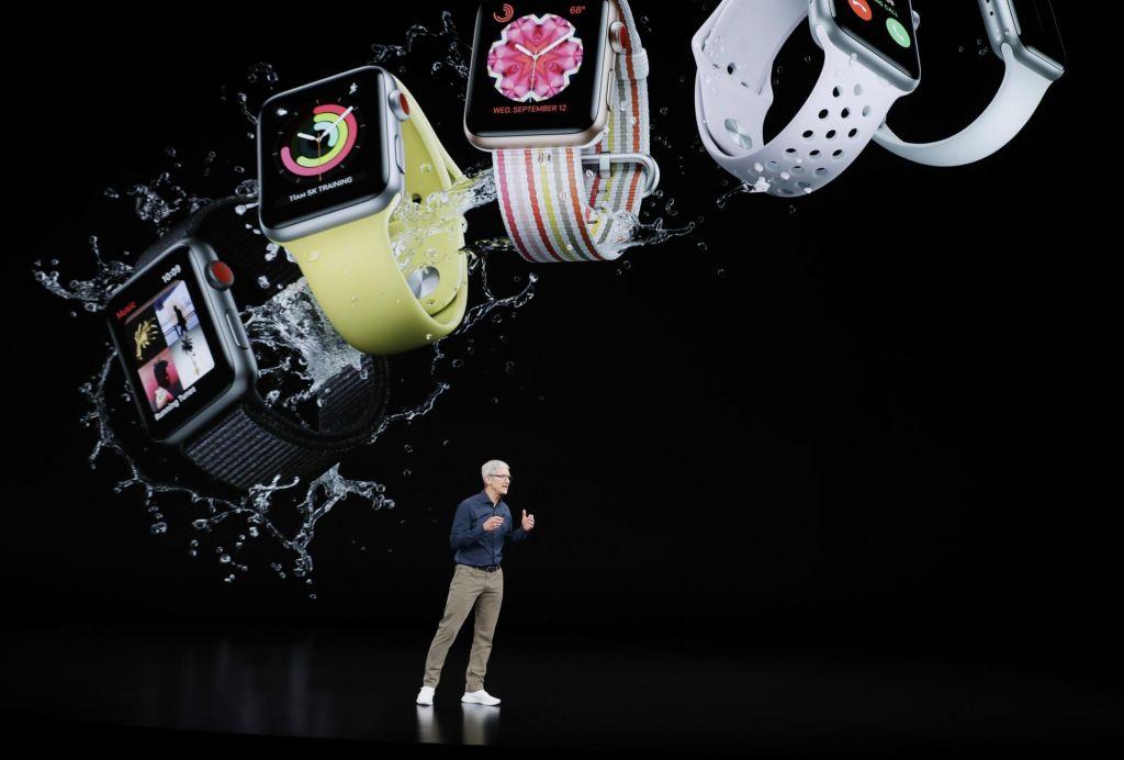 FOTO:Velika predstavitev novih Apple izdelkov