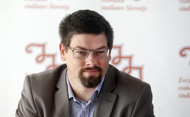 Jakob Počivavš�ek. FOTO: Blaž Samec/Delo