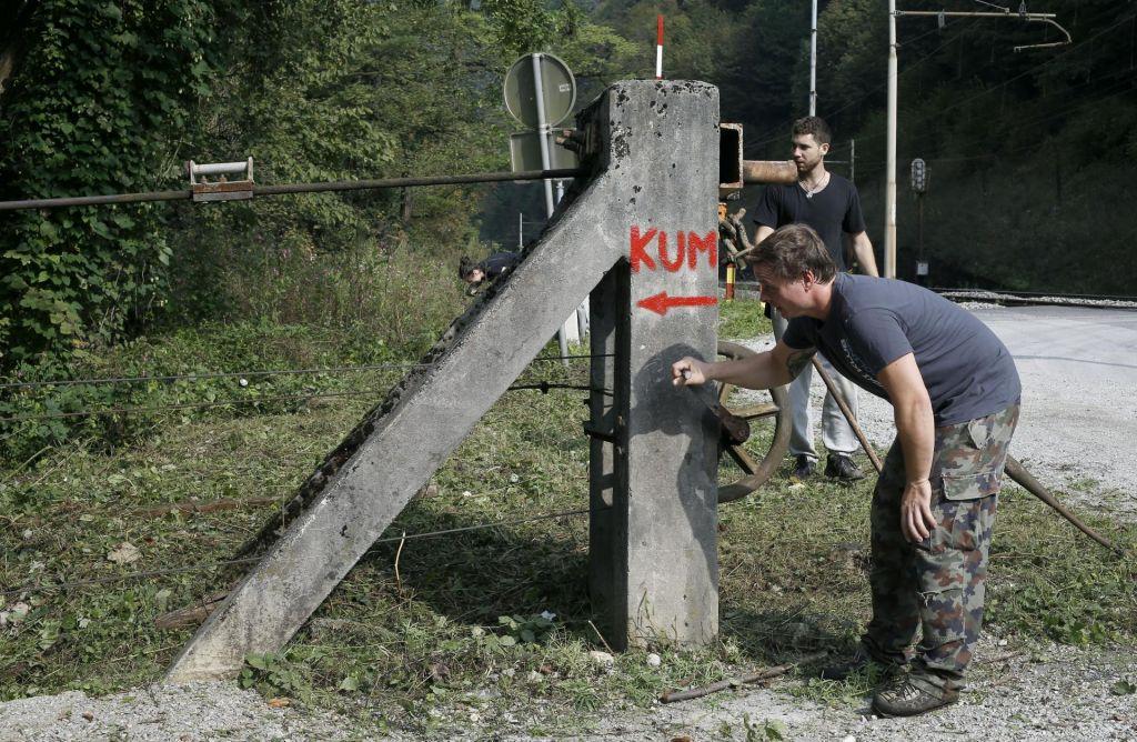 FOTO:Naj se ne hvali z Vršičem, kdor ni okusil Kuma