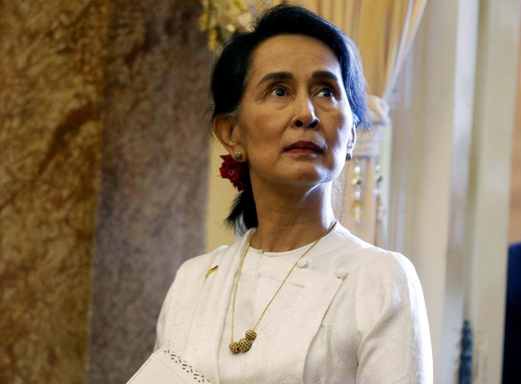 Ko nekdanja junakinja neuresničene demokracije zveni kot kateri koli drug azijski diktator