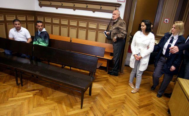 Ob izreku sodbe leta 2014 je sodnica Mirsadi Alimanović dejala, da jo čaka zapor, če ne bo vrnila denarja. FOTO: Roman Šipić/Delo