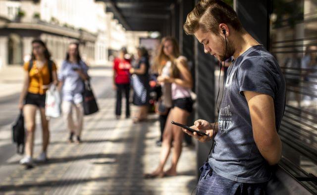 Trenutni šolski sistem že skoraj dve desetletji ne dohaja sprememb v svetu in se prepočasi prilagaja digitalnim trendom.FOTO: Voranc Vogel/delo