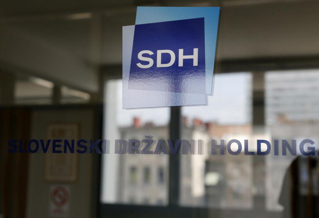Gasilsko krpanje vodstva SDH