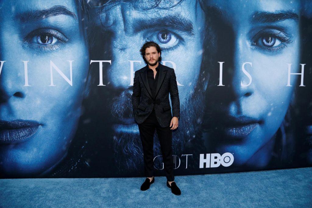 Jon Snow namignil, kakšen bo konec Igre prestolov