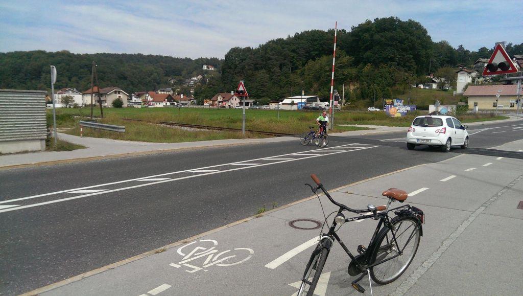 FOTO:Evropska mobilnost je razveselila ljubljanske Dolenjce