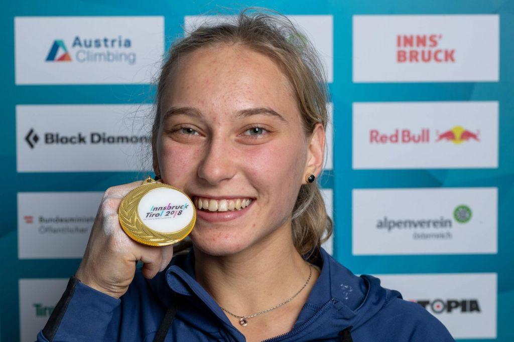 FOTO:Čudežna Janja svetovna prvakinja že v drugi disciplini