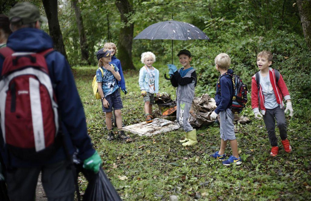 FOTO:Znova čistimo Slovenijo (FOTO)