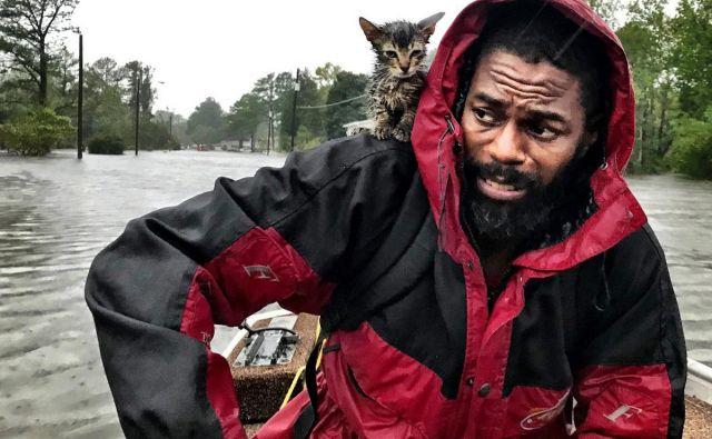 Robert Simmons in mucek Survivor<br /> FOTO: Andrew Carter/The News & Observer/AP