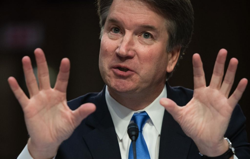 Ameriški sodnik Brett Kavanaugh obtožen spolne zlorabe