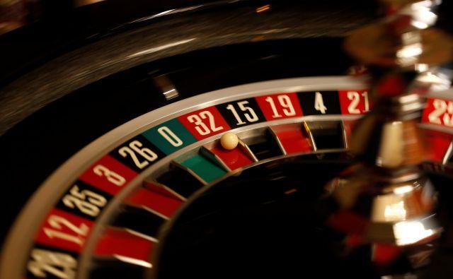Preverjanje igralnih avtomatov pri SIQ predstavlja že 25 odstotkov vseh prihodkov. FOTO: Darrin Zammit Lup/Reuters