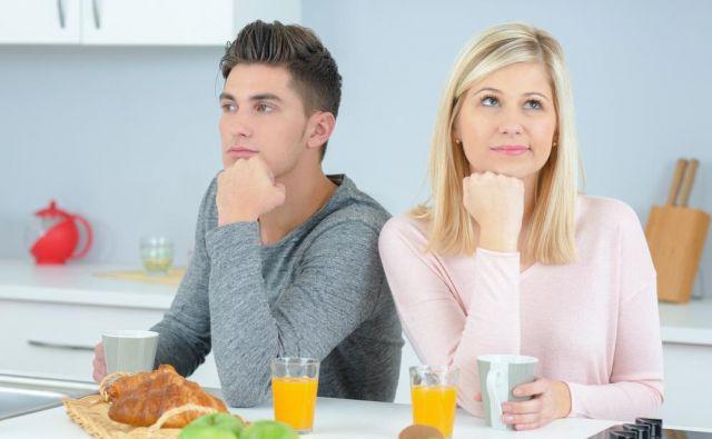 Njun odnos se je ohladil. Foto Shutterstock