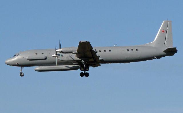 Moskva vztraja, da je Izrael posredno odgovoren za sestrelitev ruskega vojaškega letala II-20 nad Sredozemskim morjem. FOTO: Wikipedia