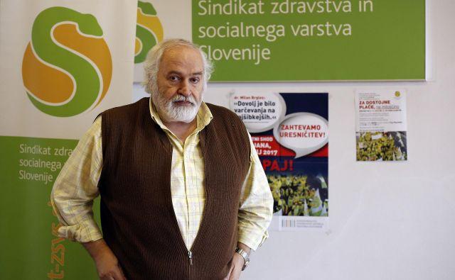 Zvonko Vukadinovič: Izplačilo dodatka za nadurno delo poseže v dohodninsko lestvico in socialne transferje tako, da je končni rezultat celo negativen. Foto Blaž Samec