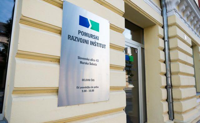 Kaj le počnejo v Pomurskem razvojnem inštitutu?<br /> Foto Jan Vitez