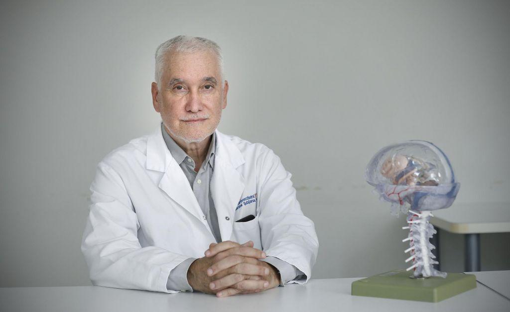 Strah, da bi telo preživelo možgane