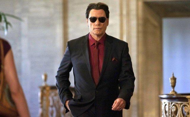 Kriminalno početje - Criminal Activities John Travolta Foto Press