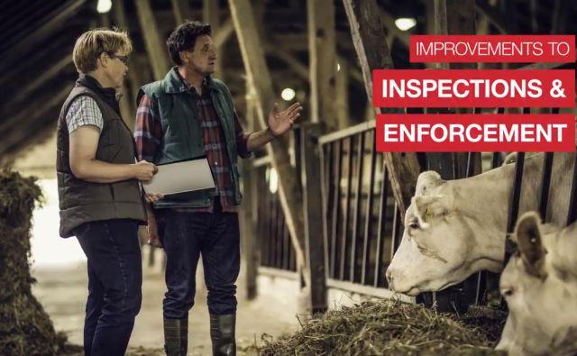 Slovenska kmetija v britanskem promocijskem videu. FOTO: Britansko ministrstvo za okolje