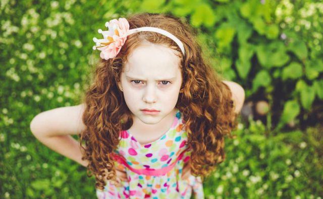 Pravilna reakcija na neustrezno vedenje je odsotnost socialne nagrade. Foto Shutterstock