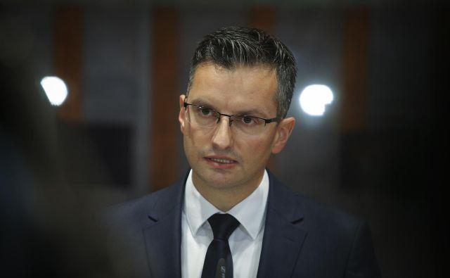 Premier Marjana Šarec FOTO: Jože Suhadolnik/Delo