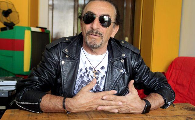Željko Bebek je eden najprepoznavnejših vokalistov na našem območju. Foto Roman Šipić