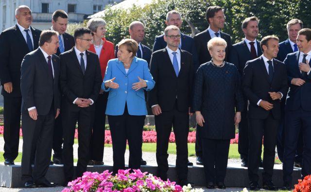 Politika je predvsem šov - pomemben je nastop, to, ali znaš biti zanimiv. FOTO: AFP