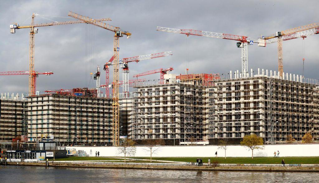 Nemške stanovanjske stiske